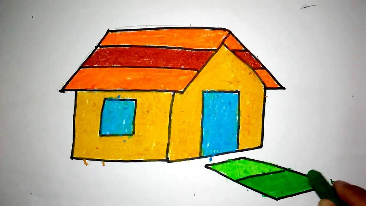 Menggambar Untuk Anak PAUD