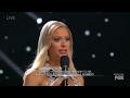 PART 9 -Miss USA 2017 - Top 3 Announcement & Final Question