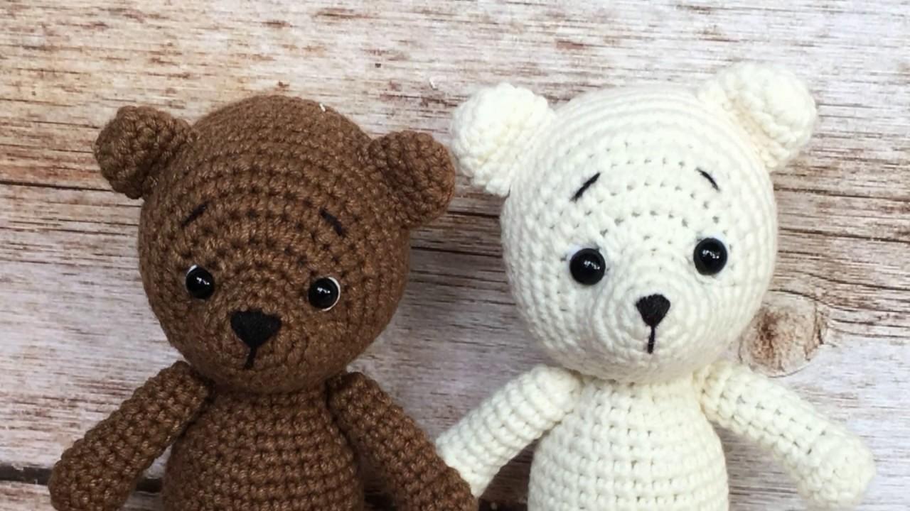 Ravelry: Mr Bean's Style Bear pattern by Daisy Elle   720x1280