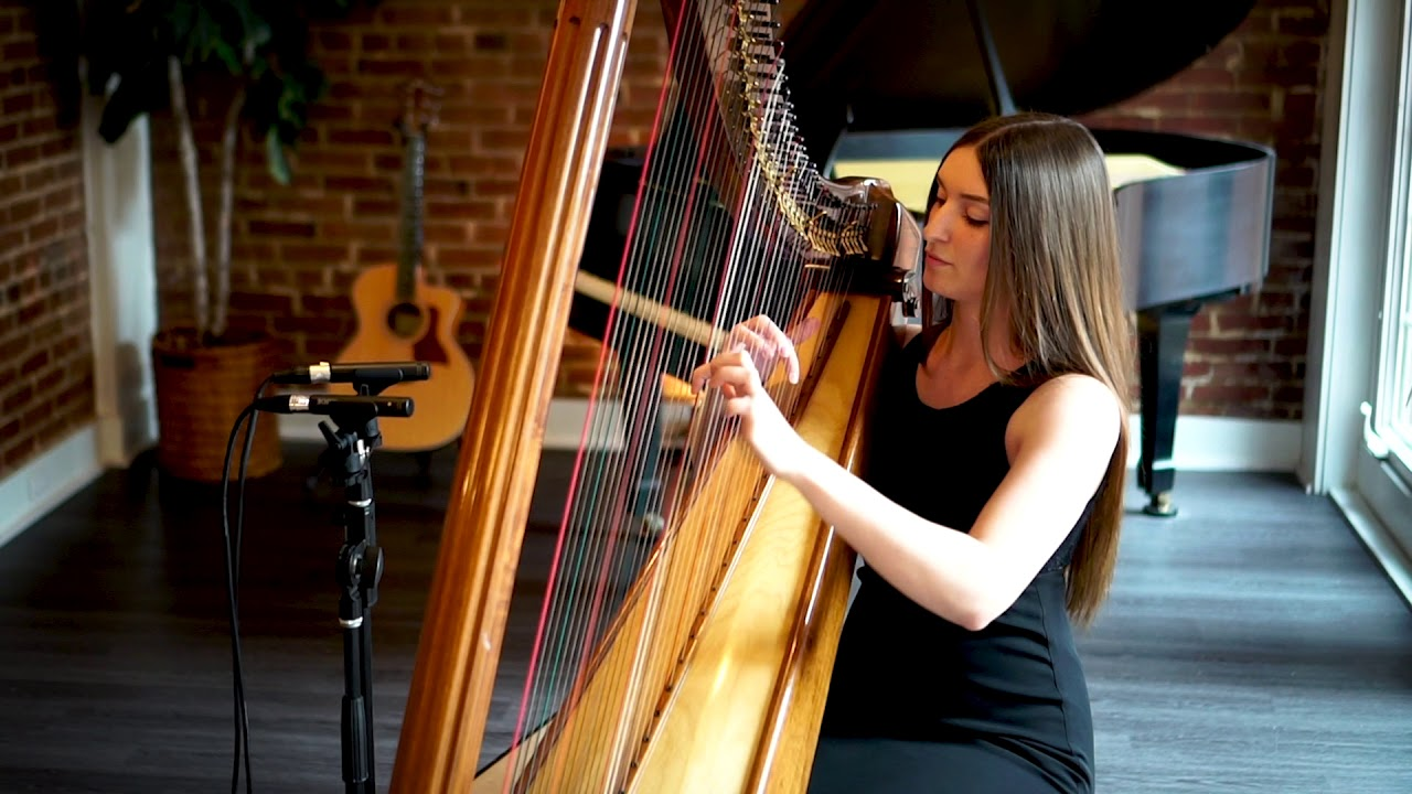 "Harpist - ""Blessed Assurance"" 