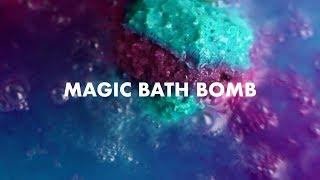 Magic Bath Bomb | Lush Demo