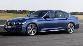 FIRST LOOK: 2021 BMW 5 Series Facelift