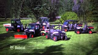 Bobcat 3600/3650 Utility Vehicles: Our Most Versatile UTVs