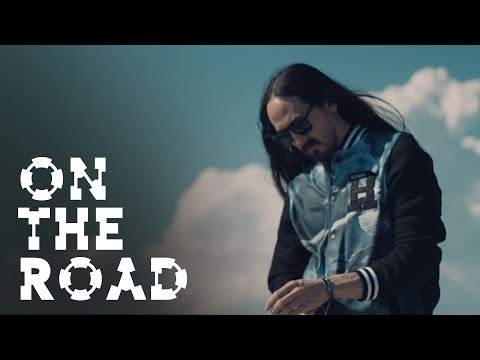 Madrid ✈ Ibiza ✈ Mallorca ✈ Zurich - On the Road w/ Steve Aoki #174