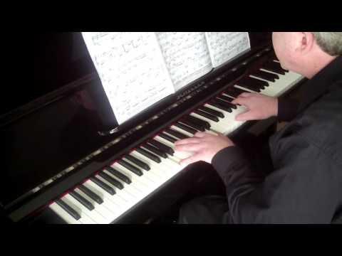 """Bagatelle in A Minor WoO 59 """"Fur Elise"""" - Beethoven"""