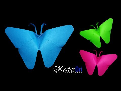 DIY - Easy Paper Butterfly For Decoration | Paper Craft | Decoration Ideas