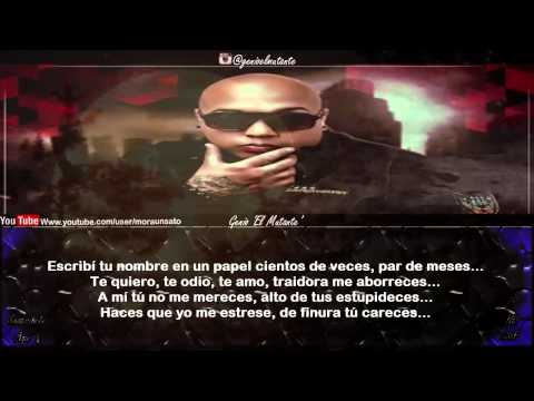 Fama (Letra) - Genio 'El Mutante'