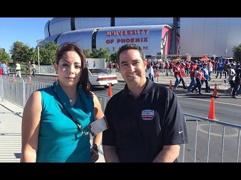 Arizona Super Bowl David Farca