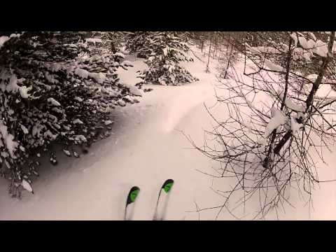 SPEED RIDING: LES ARCS 2014