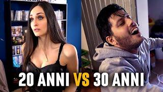20 ANNI VS 30 ANNI - LE DIFFERENZE