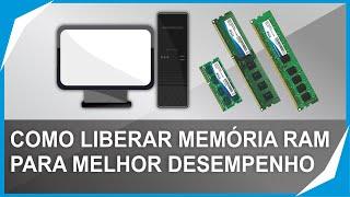 Liberando memoria RAM para melhor desempenho em jogos e Programas [2015/2016]