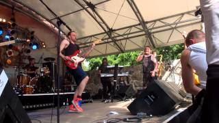 Mark Foggo & The Skasters @ This Is Ska Festival  2015 - Rosslau