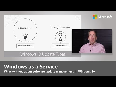Updates to the Windows as a Service model