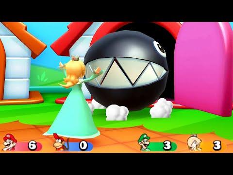 Mario Party Island Tour Trailer Ita