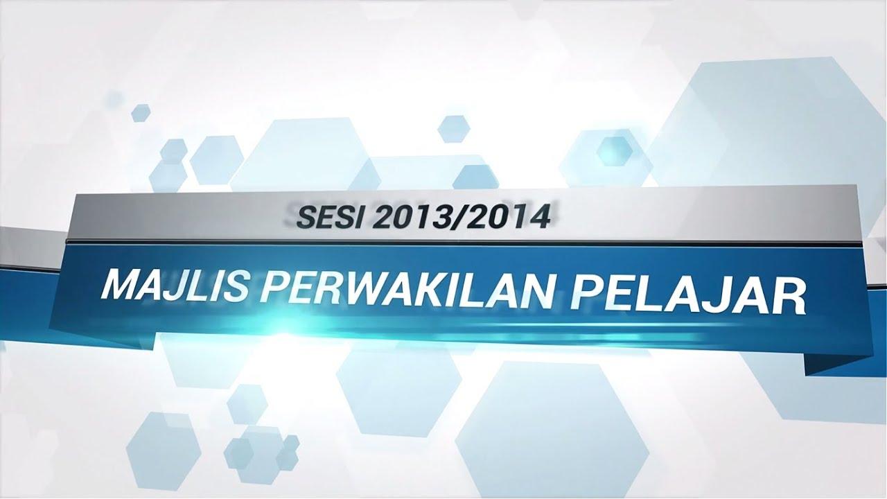 Montaj Majlis Perwakilan Pelajar UiTM Johor sesi 2013/2014 by Rizal Jamhari
