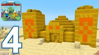 Minecraft PE: Adventure Time Survival - Gameplay Walkthrough Part 4 (iOS, Android)