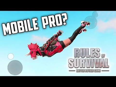 IS MEDAL A MOBILE PRO? - Rules of Survival