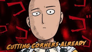 Cutting Corners With The Animation   One Punch Man Season 2 Episode 2