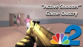 05-29-18 - Dave Elias - Active Shooter Game Outcry