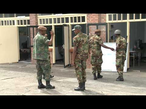 New Horizons 2011 - Security Forces Training
