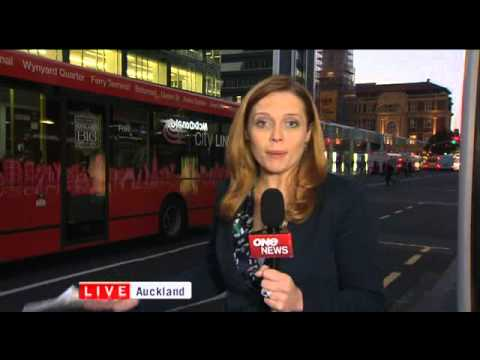 2012-08-24 - ONE NEWS - AUCKLAND PUBLIC TRANSPORT BLOW