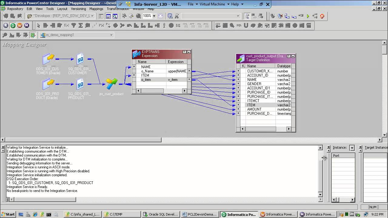 Informatica 9.1 trial version free download link
