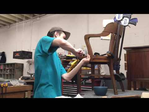 How To Glue A Chair, Minneapolis Furniture Restoration