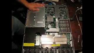 Обзор сервера HP PROLIANT DL360 G5  2xXeon 5450(, 2012-09-07T19:27:39.000Z)