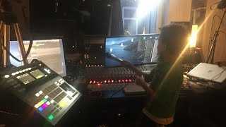 """ACID HOUSE LIVE PERFORMANCE """"Acidious"""" from the studio @ascensionmusicexperience"""