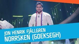 Jon Henrik Fjällgren – Norrsken (Goeksegh)