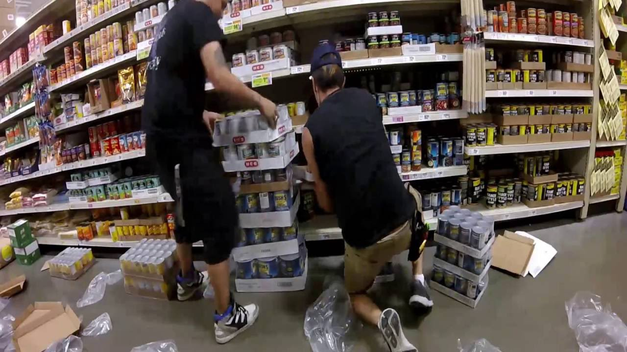 9c72c660a Grocery Stocking (Two Guys Racing) - YouTube