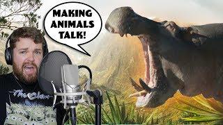 Making Animals Talk!