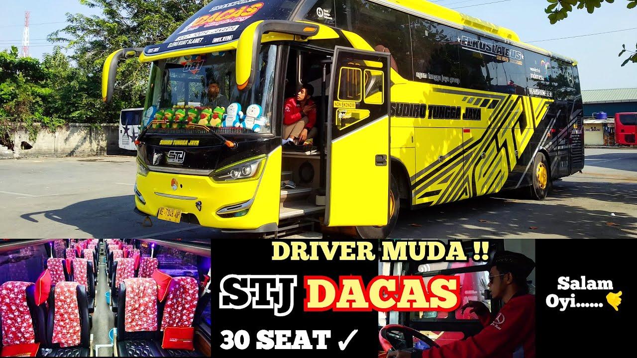 Ramai Peminat !! | Trip Sudiro Tungga Jaya Dacas Jakarta -  Jogja Angkatan Pagi