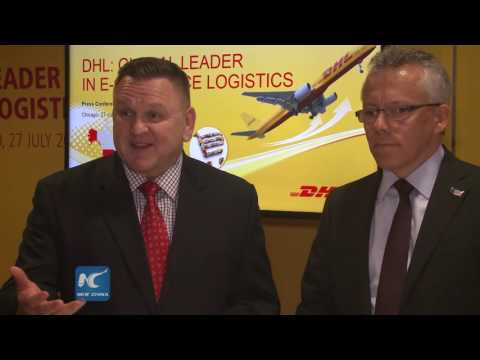 DHL expands in China and Chicago, brings FC Bayern Munich to Chicago