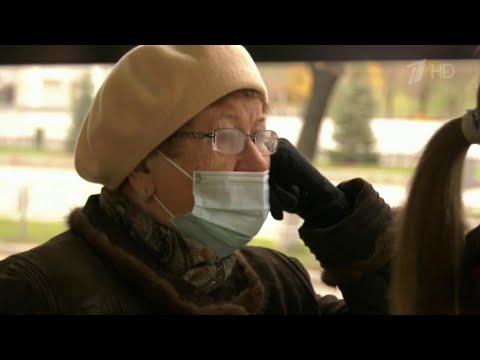 За сутки в России выявлено 18257 новых случаев коронавируса.