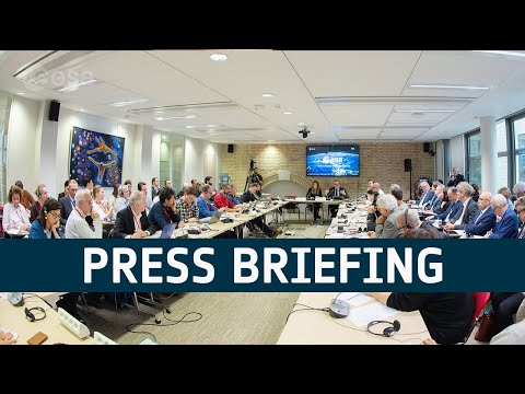 ESA Director General's press briefing