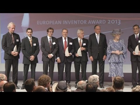 European Inventor Award 2013 - hitech