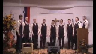 Slovenski dan 2007 pevski zbor - Fantovski zbor Dobrova - SLO