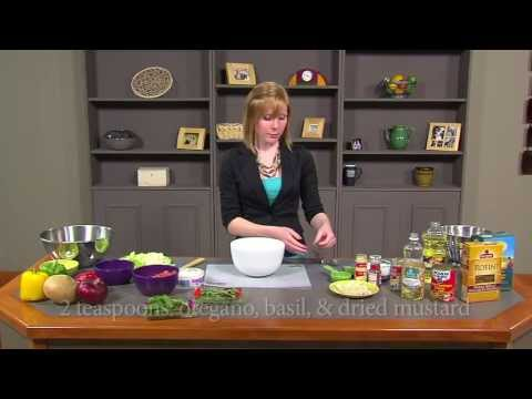 University of North Dakota Heart Healthy Food Demonstration