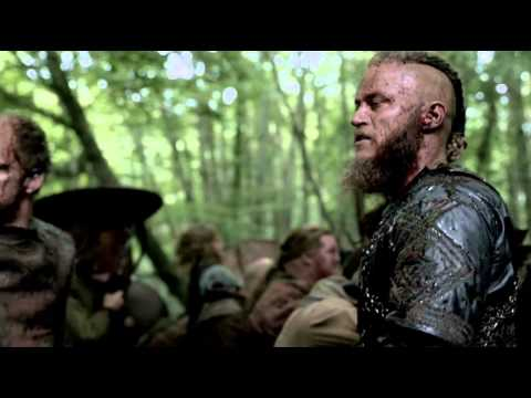 Vikings S02e02 Invasion river ambush