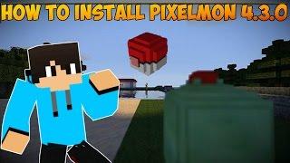 How to install pixelmon (1.8.9) 4.3.0-beta5