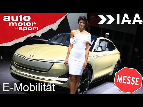 IAA 2017 – Der große E-Auto Report | auto motor und sport