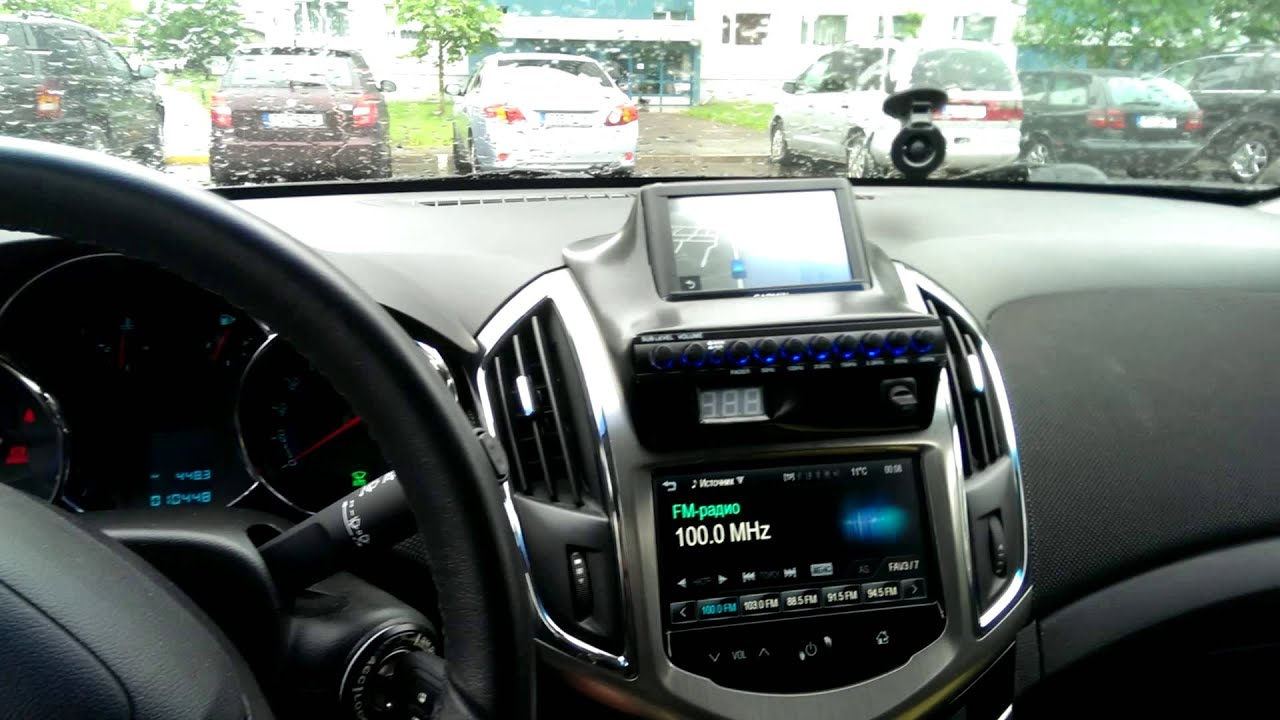 chevrolet cruze ltz sound system install video 11 youtube. Black Bedroom Furniture Sets. Home Design Ideas