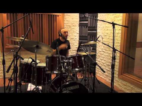 my wave-soundgarden drum cover