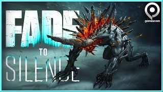 FADE TO SILENCE - GAMESCOM New Cinematic GamePlay Trailer 2018 (HD)