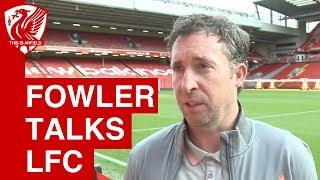 Robbie Fowler talks Liverpool FC, Jurgen Klopp & Mo Salah