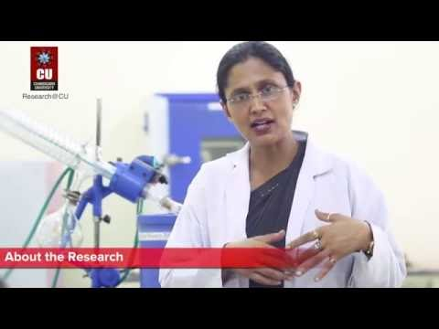 Research @CU Ethno Medicine for Resistant Infectious strains