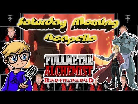 FULLMETAL ALCHEMIST BROTHERHOOD Theme -