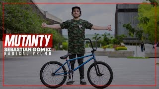 MUTANTY BIKE CO - SEBASTIÁN GÓMEZ RADICAL PROMO