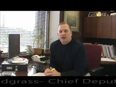 Chief Deputy Craig Snodgrass discusses Lorain County's Financials